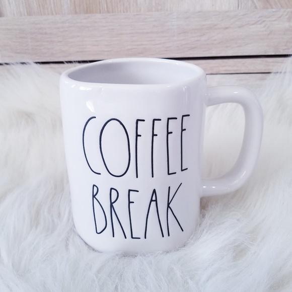 Coffee Break Dunn Mug Nwt Rae derCxoWB